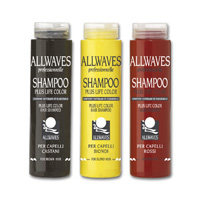SHAMPOO COLOR PLUS LIFE - ALLWAVES