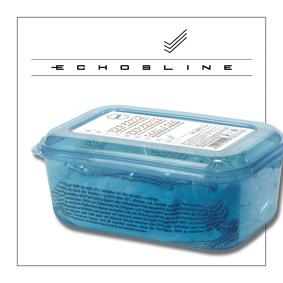 Beljenje prahu BLUE COMPACT amoniaka - ECHOSLINE