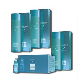 BIOMED HAIRTHERAPHY - LINE Y CASPA cabello graso - SOCO