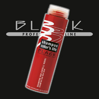 BLACK LINE : COLOR SHAMPOO LIV - BLACK