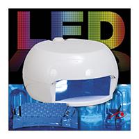 Tecno LED LEMPA išgydyti - DUNE 90