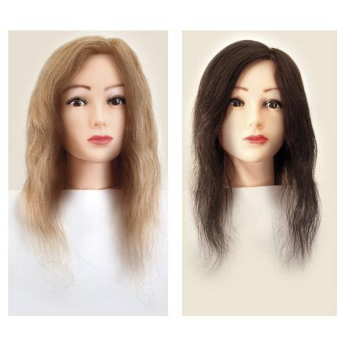 PLAUKŲ modelis menkių. 001 - 002 - HAIR MODELS