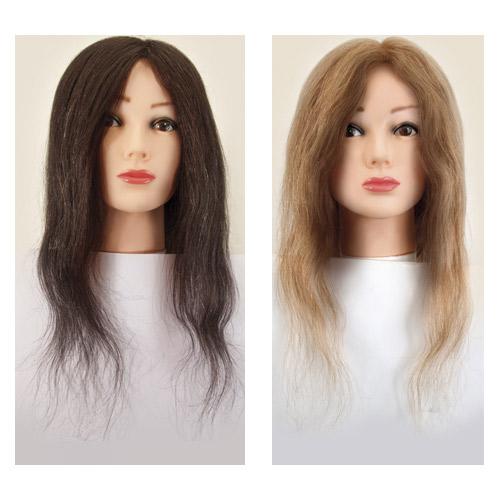 PLAUKŲ modelis menkių. 006 - HAIR MODELS