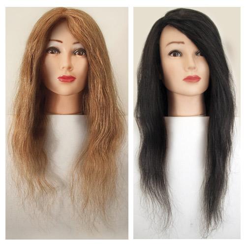 PLAUKŲ modelis menkių. 005 - HAIR MODELS