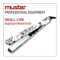 हीटर प्लेट खोपड़ी लाइन - MUSTER