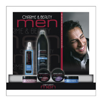 МУЖЧИНЫ : полная линия волос и бритья - CHARME & BEAUTY
