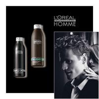 L'Oréal Professionnel HOMME - TONIQUE i COOL CLEAR - L OREAL PROFESSIONNEL - LOREAL