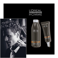 L' OREAL PROFESSIONNEL HOMME - FIBERBOOST i SOIN FIBERFUEL - L OREAL PROFESSIONNEL - LOREAL