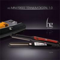 पारा मिनी FRISEE' टाइटेनियम डिजिटल 1.0 - HG