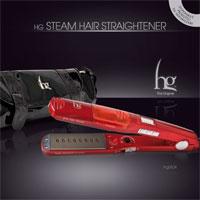 पारा भाप बाल straightener - HG