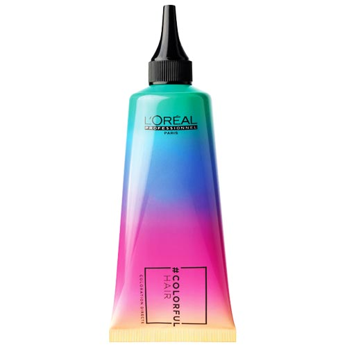 #COLORFUL SAÇ - L OREAL PROFESSIONNEL - LOREAL