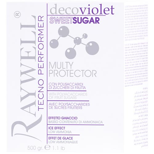 GULA MANIS DECO VIOLET - RAYWELL