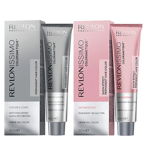 版权硅冷管颜色™ - REVLON PROFESSIONAL