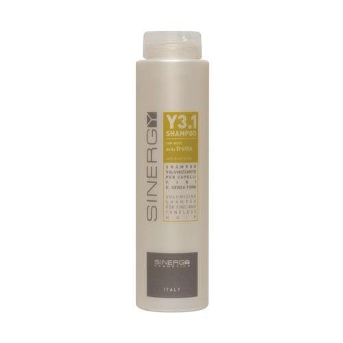 Y 3.1 schampo för fint hår - SINERGY COSMETICS