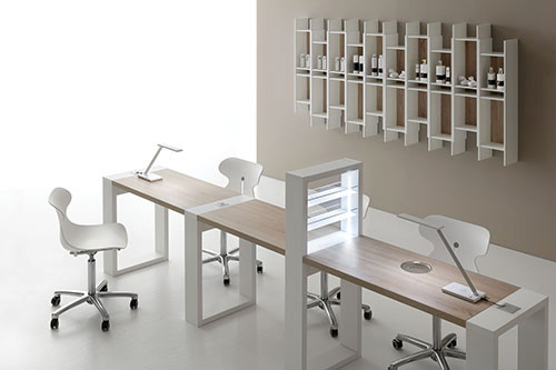 LIVING - LIVING manicure table