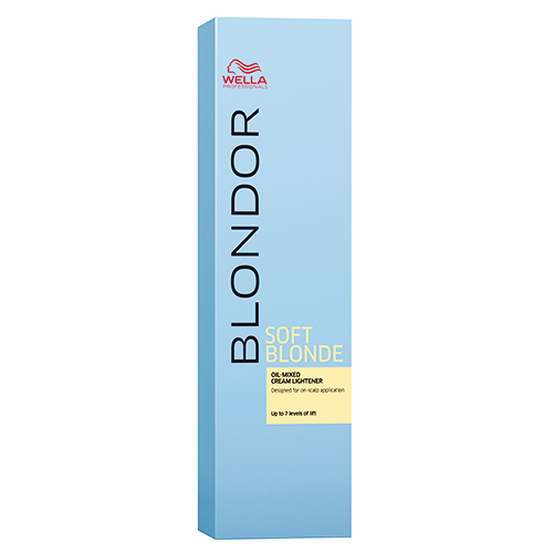 BLONDOR SOFT BLONDE KREMA - WELLA PROFESSIONALS
